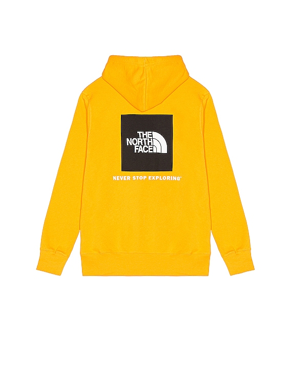 Box NSE Pullover Hoodie in Summit Gold