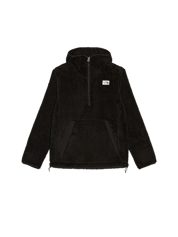 Campshire Pullover Hoodie in TNF Black