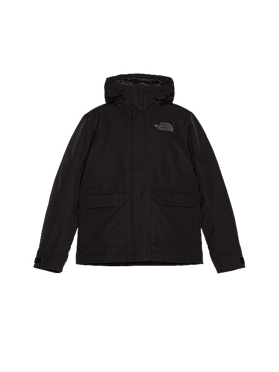 Cypress Insulated Jacket in TNF Black