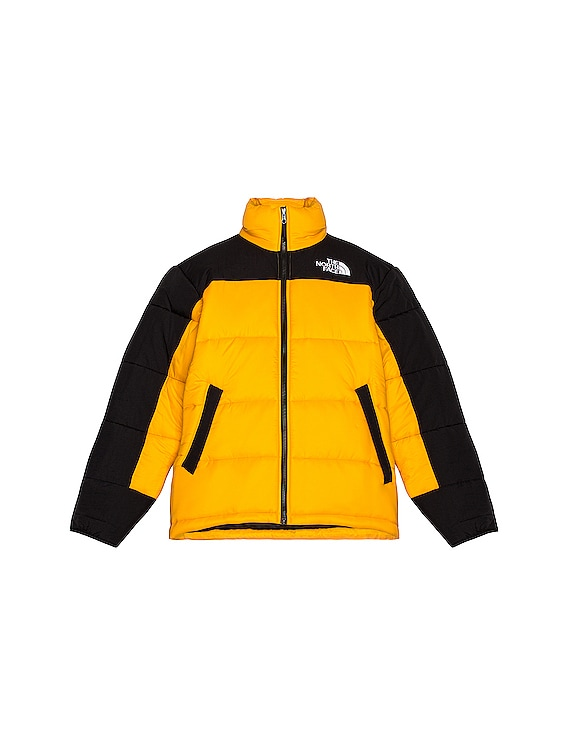 HMLYN Insulated Jacket in Summit Gold & TNF Black
