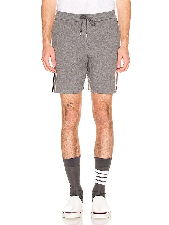 Thigh Shorts in Medium Grey