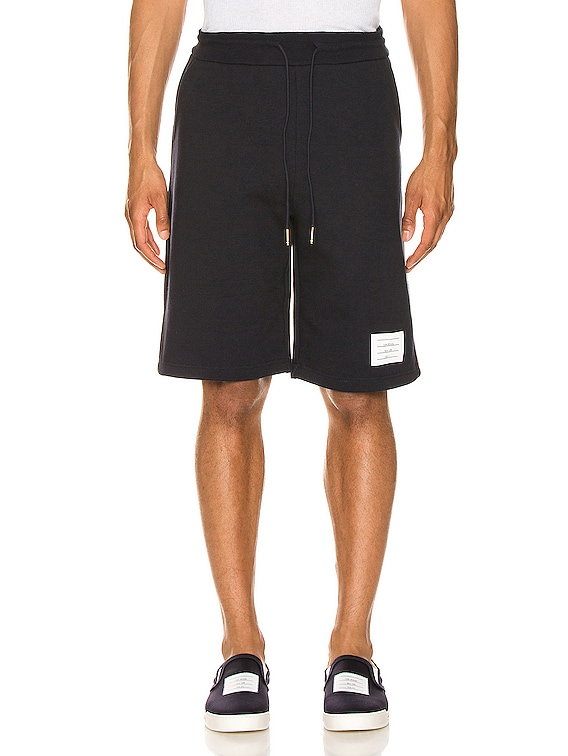 Sweat Shorts in Navy
