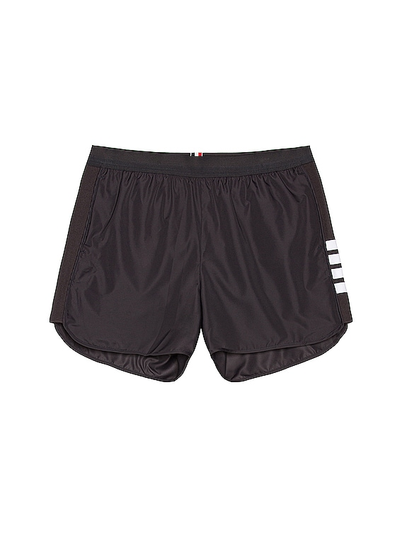 Running Shorts in Charcoal