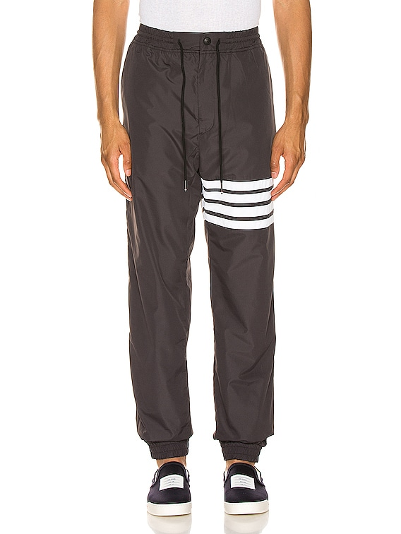 Track Pants in Charcoal