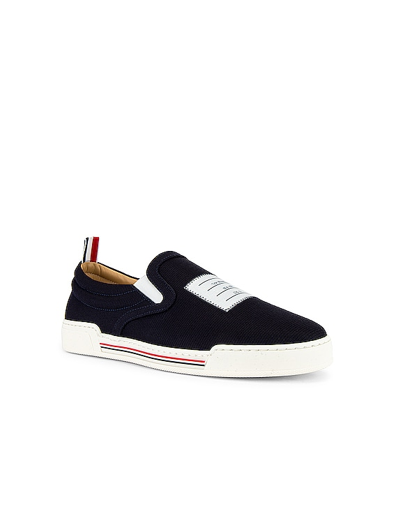 Slip On Sneaker in Navy