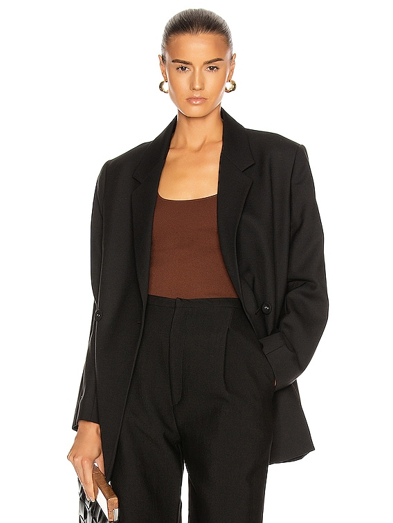 Loreo Blazer in Black