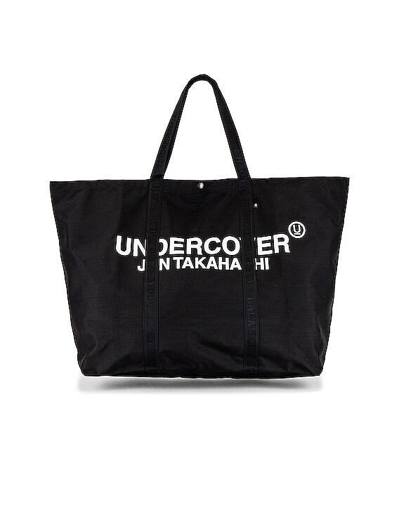 Large Tote Bag in Black