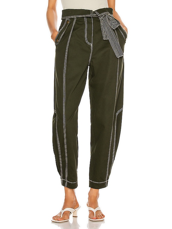 Rowen Pant in Forest