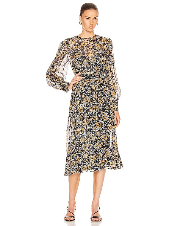 Oneida Dress in Multi