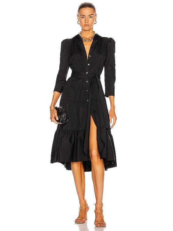 Zeila Dress in Black