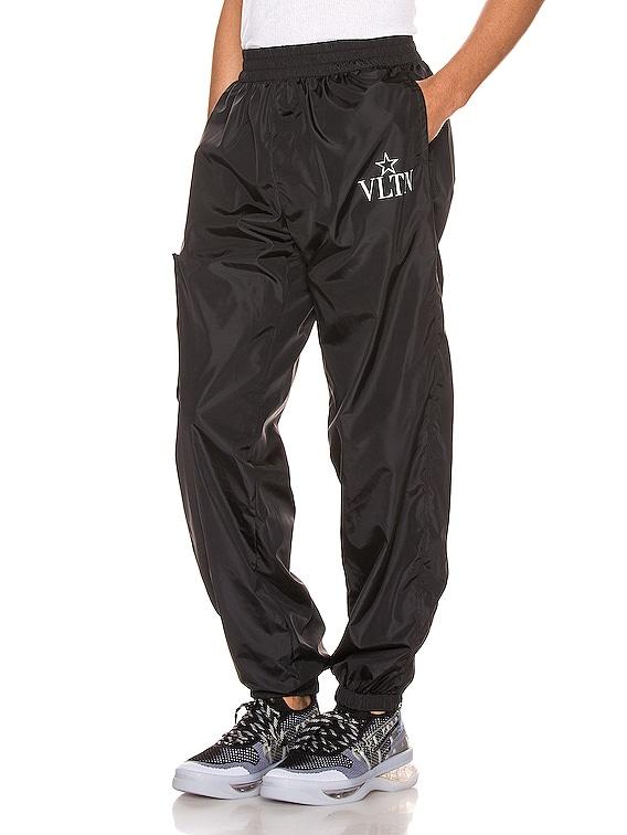 Cargo Pants in Black & White