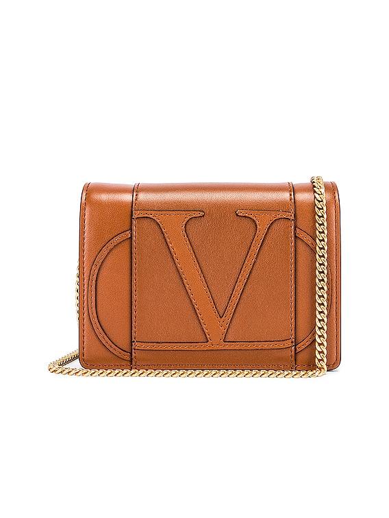 VLogo Crossbody Bag in Selleria