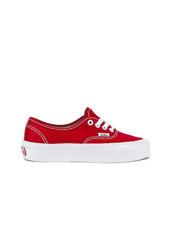 OG Authentic LX in Red & True White