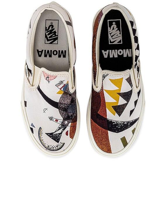 x MOMA Vasil Kandinsky Classic Slip-On in Kandinsky