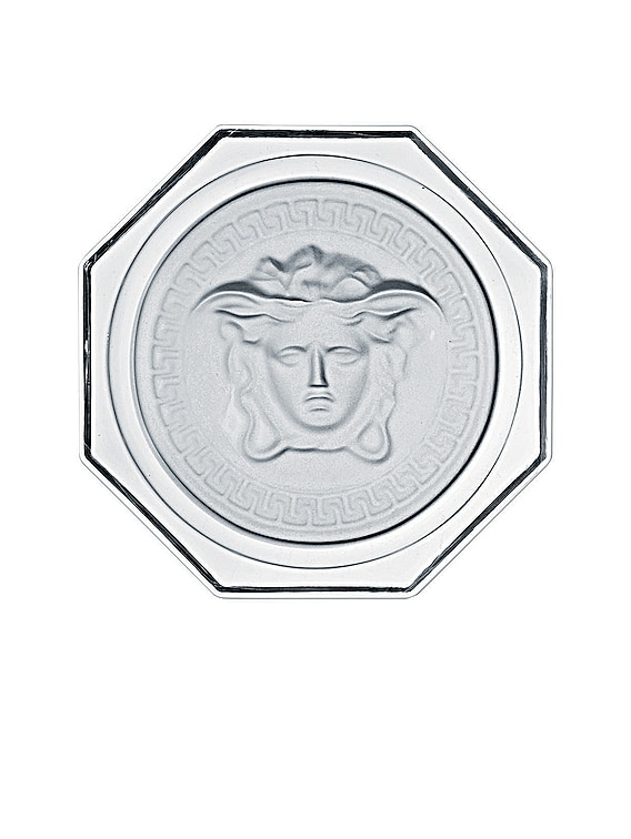Medusa Crystal Coasters in Clear