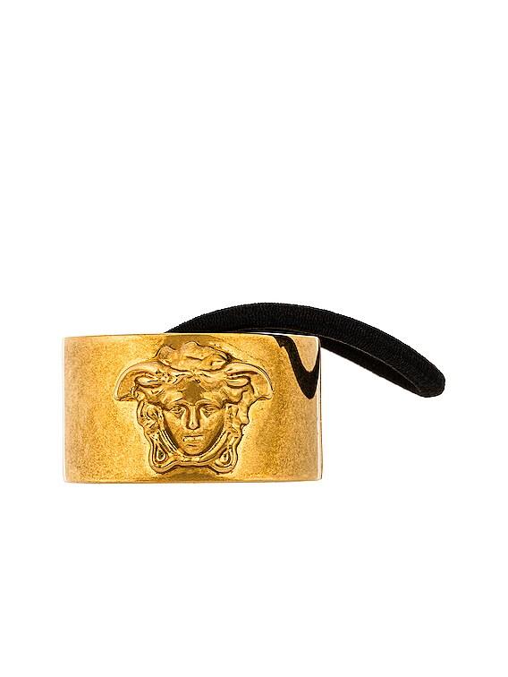 Medusa Hair Tie in Gold