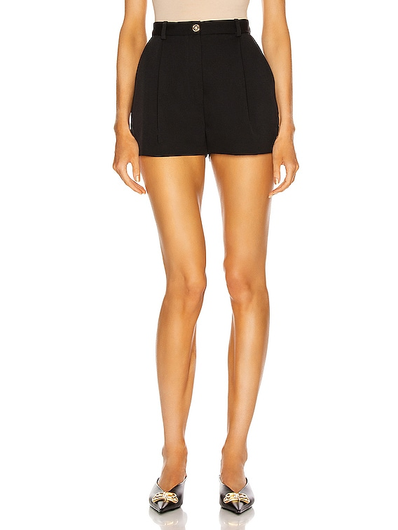 Tailored Short in Black
