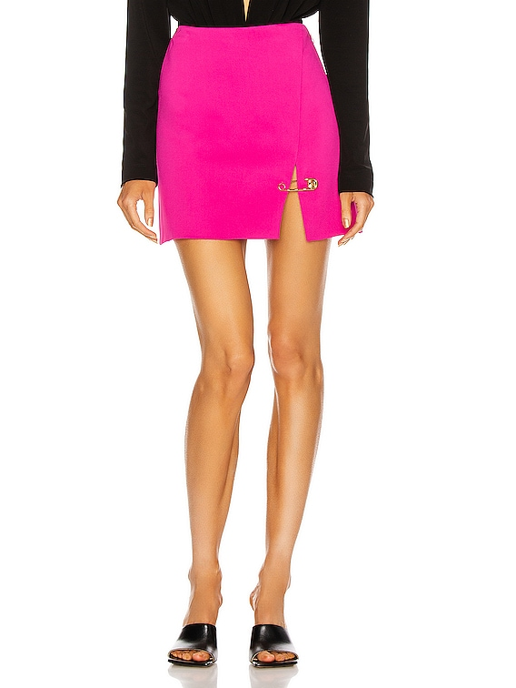 Mini Skirt in Fuchsia