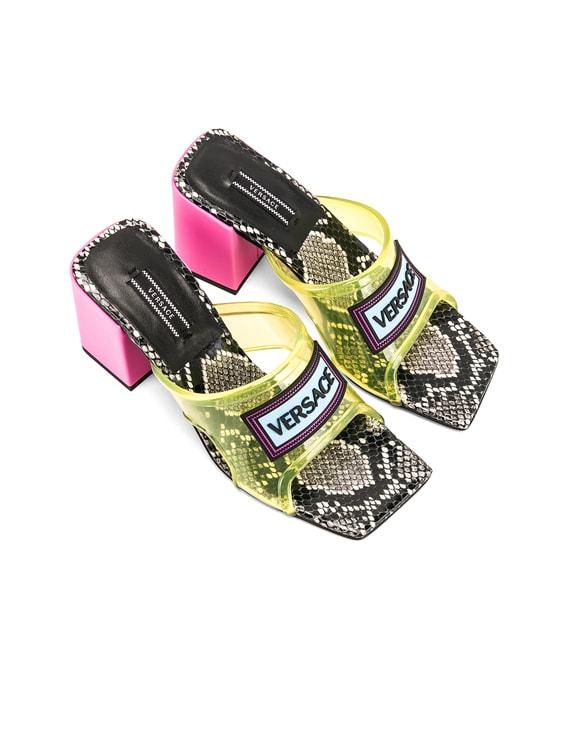 versace heels clear off 50% - www