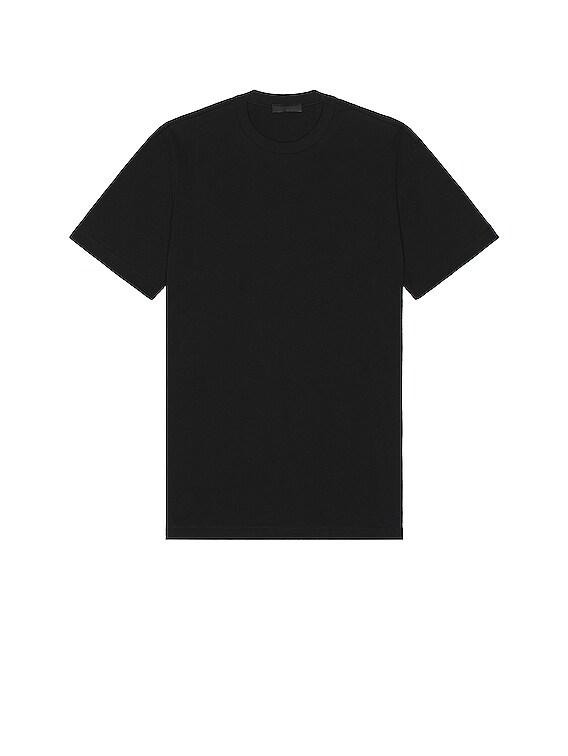 T-Shirt in Black