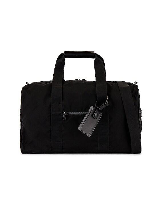 Gym Bag in Black
