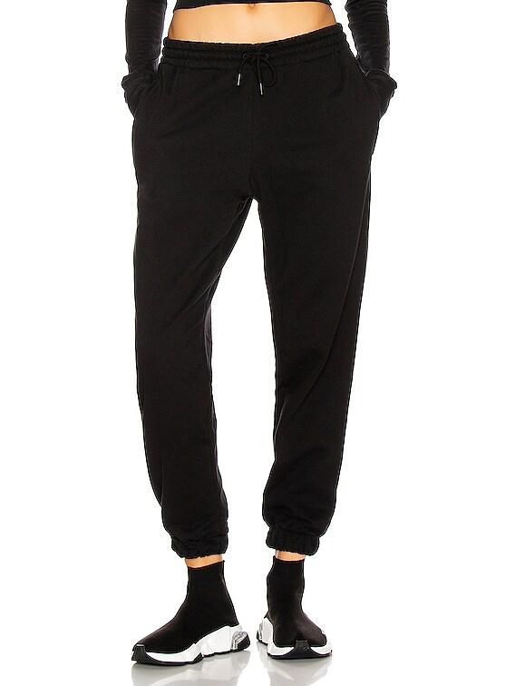 Track Pant in Black