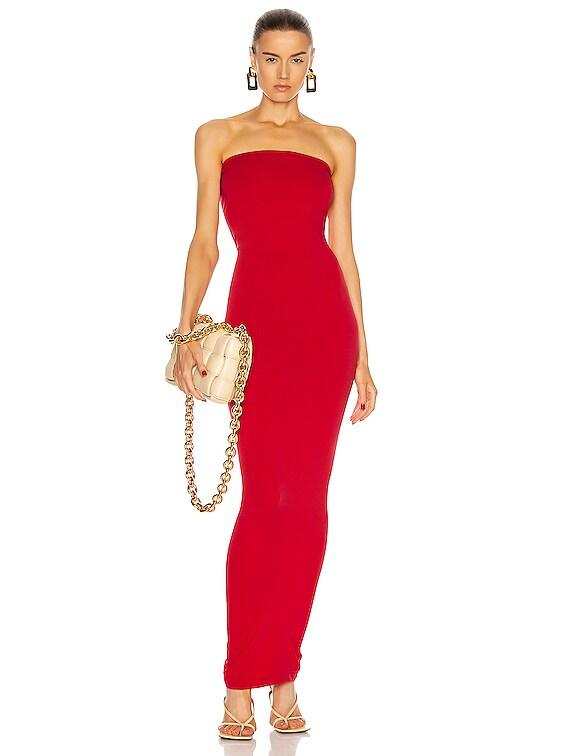 Fatal Dress in Rubino