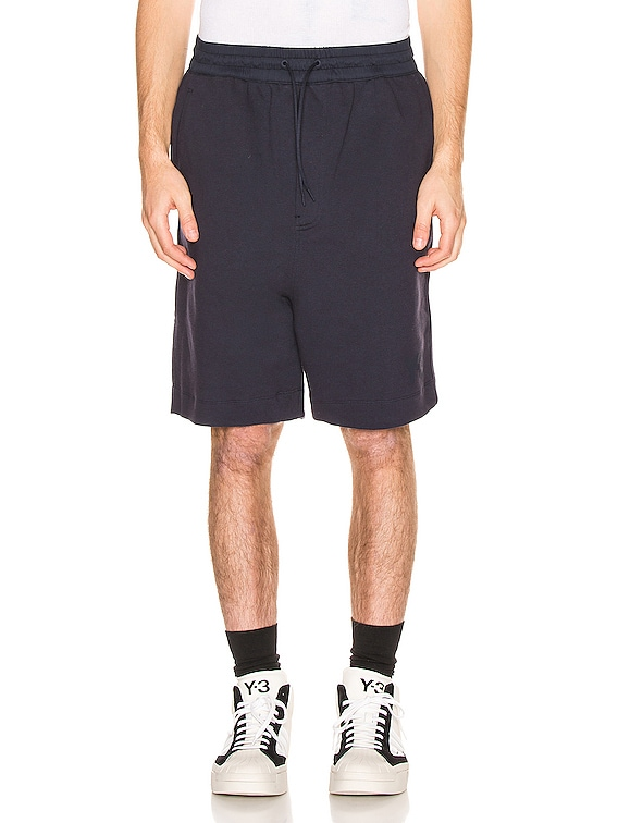 Terry Shorts in Legend Ink