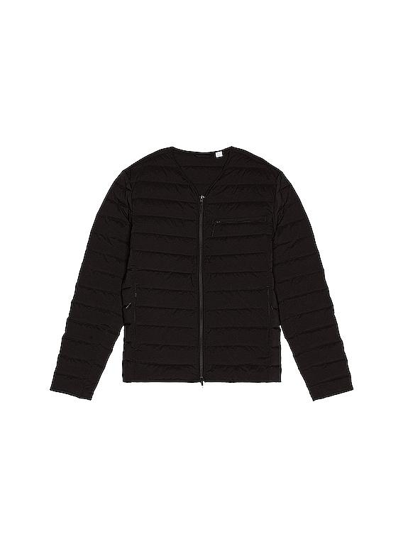 Light Down Liner Jacket in Black