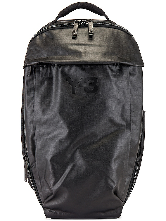 Y-3 Classic Backpack in Black