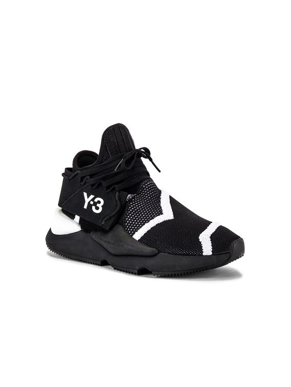 Yohji Yamamoto Kaiwa Knit in Black Y3