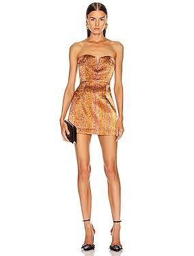 Electric Nights Mini Dress