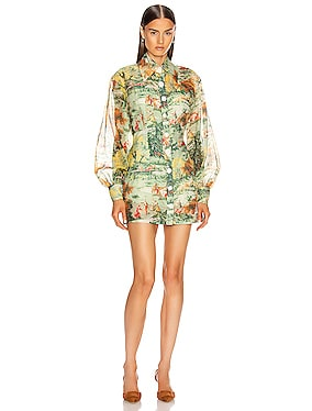 Strange Dreams Shirt Dress