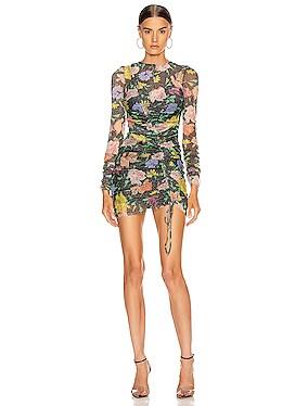 Cosmic Dancer Mini Dress