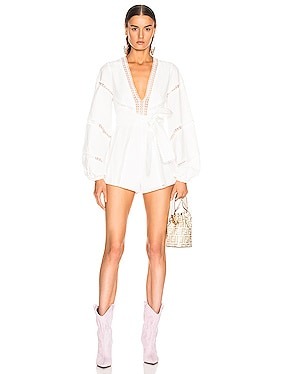 A Foreign Affair Playsuit