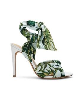 Kacey Silk Heels