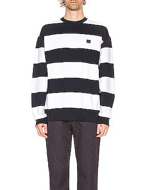 Forba Stripe Sweatshirt