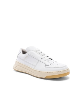 Perey Lace Up Sneakers