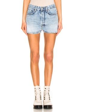 Trash Denim Shorts
