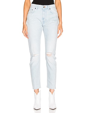 Melk Light Ripped Jean