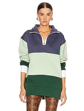 Flint Flag Face Sweater