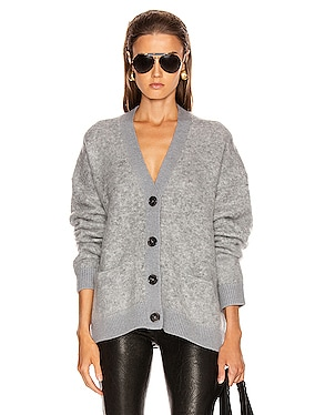 Rives Mohair Cardigan