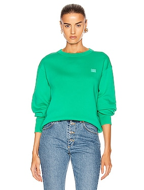 Fairview Face Pullover Sweatshirt