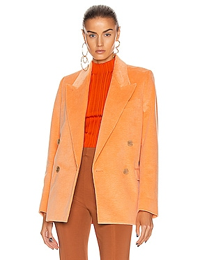 Janny Corduroy Suit Jacket