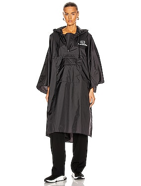 Outpost Face Poncho