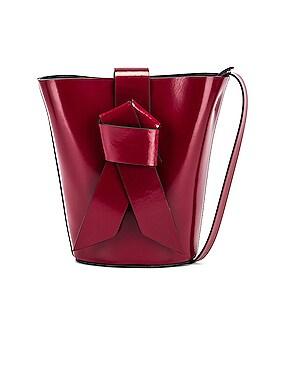 Shiny Musubi Bucket Bag