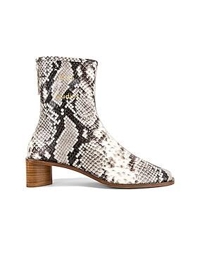 Bertine Snake Boots