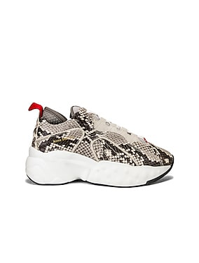 Manhattan Snake Sneakers