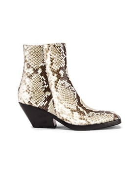 Braxton Snake Boots