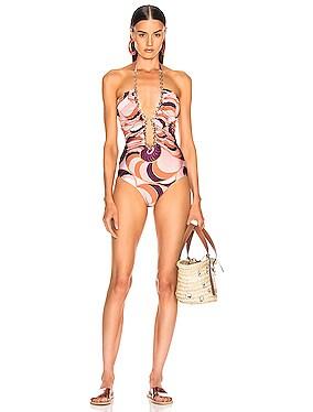 Nautilius Chain Swimsuit